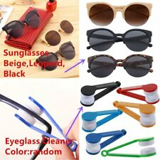 NEW Retro Lens Vintage Men Women Round Frame Sunglasses Glasses Eyewear SF