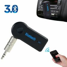Hot Wireless Bluetooth 3.5mm AUX Audio Stereo Music Car Receiver Adapter CS