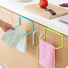 Pop Kitchen Towel Bar Holder Rack Storage Organizer Stand Bathroom Hanging Tool