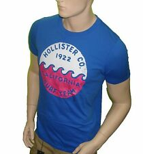"Hollister Hco. Men's ""California surf team"" Tee T-shirt S/M"