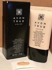 Avon True Color Ideal Nude Liquid Foundation Select Your Shade