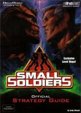 Small Soldiers Brady Games Official Strategy Guide Book