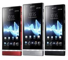 """4.0"""" Sony Xperia P LT22i 16GB WIFI 3G 8MP Dual-core 1GHz Android SmartPhone"""