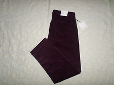 CALVIN KLEIN CORDUROY SLIM FIT PANTS MENS SIZE 34X30 ZIP FLY NEW WITH TAGS