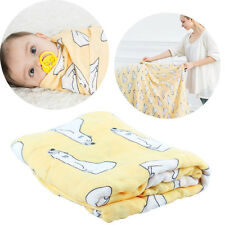 Baby swaddle baby muslin blanket Baby Multi-use bamboo Blanket Infant Wrap