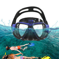 Diving Mask Scuba Goggles Glasses with Camera Mount for GoPro Hero 4/3/2 SJ6000