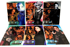 FARSCAPE - CAST-SIGNED AUTOGRAPHED TRADING CARDS - WITH COA & FREE GIFT - VOL 53