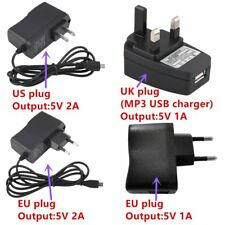 5V 1/2A Micro USB Charger Adapter Cable Power Supply for Raspberry Pi B+ B SF