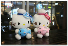 Creative Hello Kitty Plush Doll Power Bank External Battery Charger For allphone