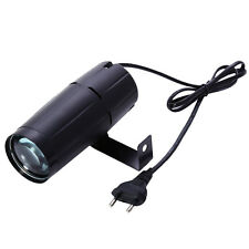 3W Mini LED spotlight Beam Stage Spot Light Effect Projector Lamp Disco Party