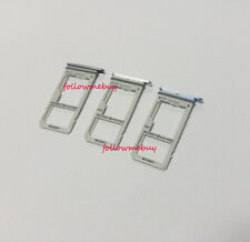 Micro SD Dual SIM Card Tray Holder For Samsung Galaxy S8 G950A/T AT&T T-Mobile