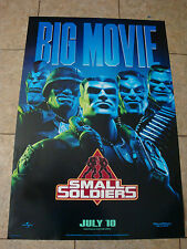 SMALL SOLDIERS - MOVIE POSTER