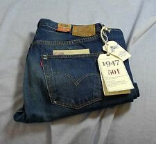 Levis LVC 501xx 1947 Cone Denim Jeans Selvedge Red Tab Retail 265 New with Tags