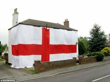 GIANT england flag UP TO 50 FEET , various other big sizes available