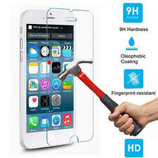 Screen Protector Tempered Glass Protector Film For Apple iPhone 5 6 7 PLUS SE+