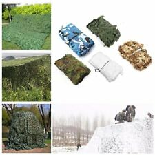 Woodland leaves Camouflage Camo Army Net Netting Camping Hunting Military Net