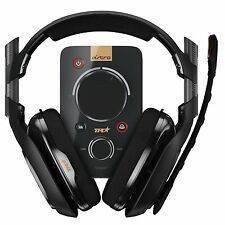 ASTRO Gaming A40 TR Headset + MixAmp Pro TR for PlayStation 4 XBOX ONE Authentic