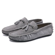 Newest Men's Driving Tassel Slip On Comfort Casual Boat Shoes Supple Loafers