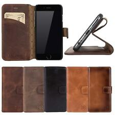 Apple iPhone 6s Leather Pouch iPhone 6 Book Case Bag Pouch Bouletta Wallet Case