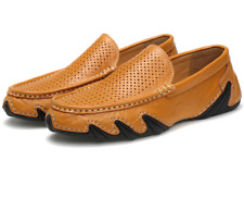 New Mens Soft Classic Casual Driving Slip On Confort Loafer Flats Moccasin Shoes