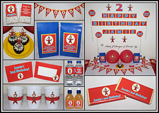 * CURIOUS GEORGE Personalised Unisex Birthday Party Decorations Supplies Banner*
