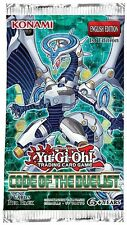 YuGiOh! CODE OF THE DUELIST COTD - CHOOSE YOUR 3 CARD COMMON PLAYSETS