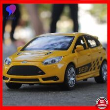 Double Horses 1:32 Ford Focus Alloy Diecast Car Model Pull Back Toy Car Model