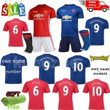 Jersey kit 17 home team dress away short-sleeved football suit boy Outfits Sets