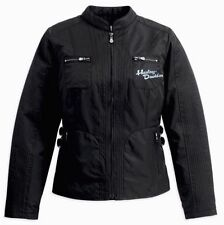 Harley-Davidson® Accelerate Womens Black Casual Jacket 97569-13VW  Small
