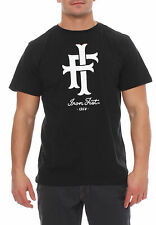 Iron Fist men's t-Shirt Short sleeve shirt Shirt LOGO - T-shirt black
