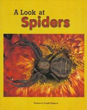 A LOOK AT SPIDERS by JERALD HALPERN (PAIR-IT BOOKS) BEGINNING READER BOOK 1998