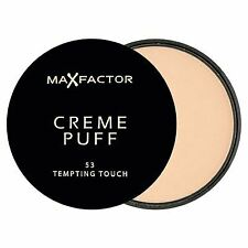Max Factor Creme Puff Tempting Touch 53  1 2 3 6 12 Packs
