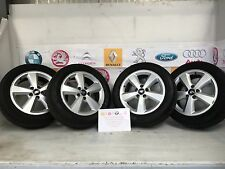 Ford Focus 205/55/16 Alloy Wheels 5 to 6 mm of tyre