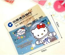 Hello Kitty Credit Card Holder ID Case Bank Card My Neighbor Totoro Gift Cute