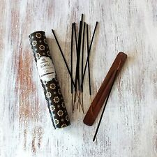 Fair Trade Incense Joss Sticks Handmade Home Various Fragrances Available