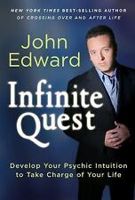 Infinite Quest by John Edwards First Edition First Printing