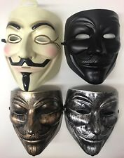 V For Vendetta Mask Guy Fawkes Occupy Anonymous Mask