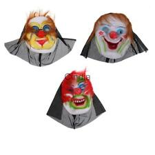 1 Pieces Clown Mask Scary Mask Clown Costume Fancy Dress Up