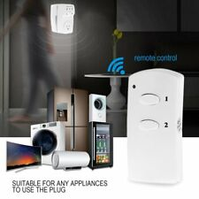 Remote Control Sockets Wireless Switch AC Power Outlet Home Appliance US/EU DS