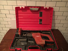 HILTI WSR 650-A, W/ FREE CASE, GREAT CONDITION, STRONG, DURABLE