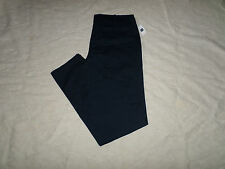 GAP CHINO LIVED-IN SLIM PANTS MENS SIZE 30X32 ZIP FLY NAVY BLUE COLOR NEW NWT