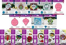 DIE'SIRE Mixed Media Snowglobe & Classique Dies & Stamps by Crafters Companion