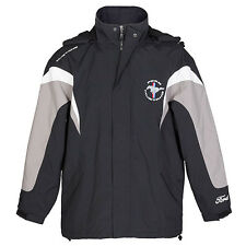 Ford Mustang Jacket Jumper Hoodie Embroidered Fleece lined detachable hood Gift