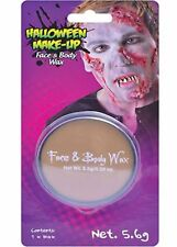Effects Wax Moulding Scars Wounds Special FX Face and Body Halloween