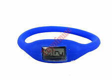New Fashion Silicone Rubber Nagative Sport Wristwatch Unisex Wholesale