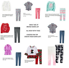 NWT Carters Bonnie JB Tops Leggings Jeans Sets Girls Size 3T CREATE YOUR OWN LOT