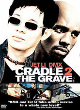 CRADLE 2 THE GRAVE (DVD-BRAND NEW-FULL SCREEN EDITION) JET LI, DMX, TOM ARNOLD