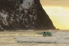 Only the Ocean by Vincent Croce Surfing Seascape
