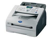 Brother Fax-2920 All-in-One Laser Printer refurbished with toner and drum