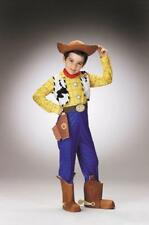 Toy Story Disney Boys Childrens Costumes Toy Story Woody Dlx